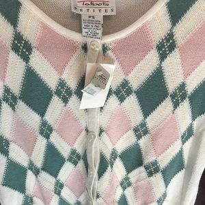 Talbots Sweaters - NWT Talbots Oxford sweaterPS